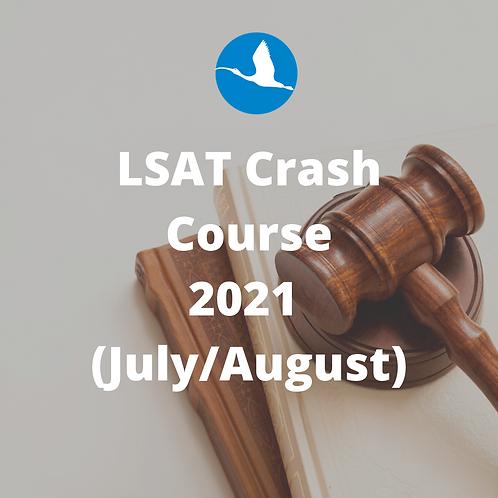 LSAT Crash Course July/August
