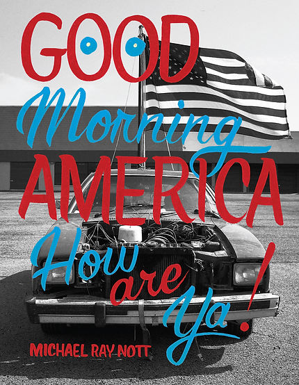 Good Morning America Book Cover