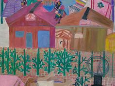 Trädstammar, 2005