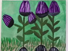 Blommor från underjorden, 2020