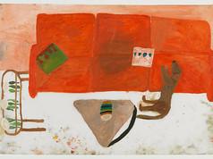 Hasse i röda soffan, 2013
