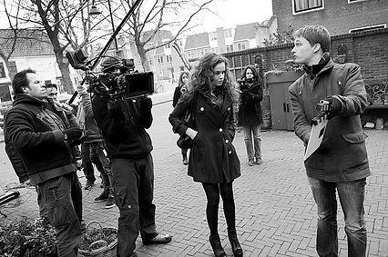 Crew film Rode Gordijnen