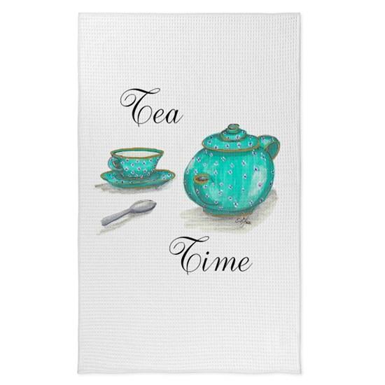 Tea Time - Sample Product Design