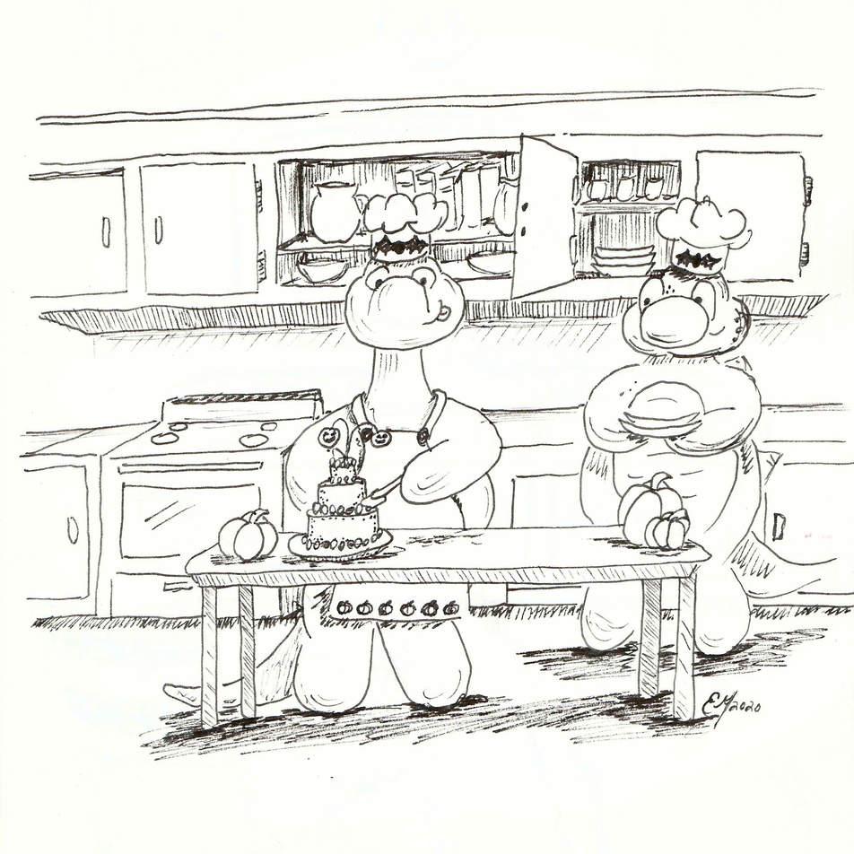 Stretch & Eggy - Chefs