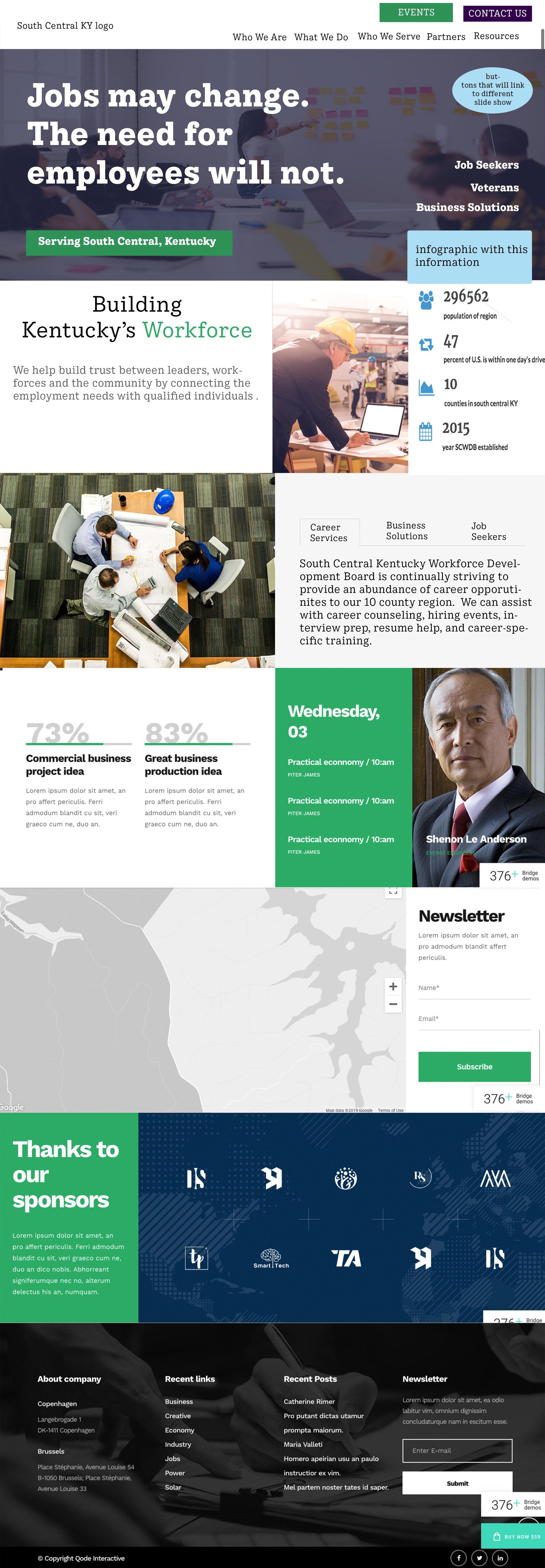 SCKY Website