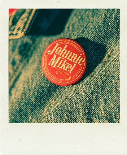 Vintage Johnnie Mikel Pin