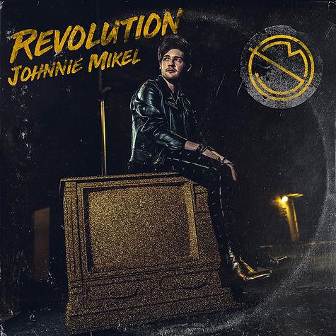 Johnnie Mikel - Revolution