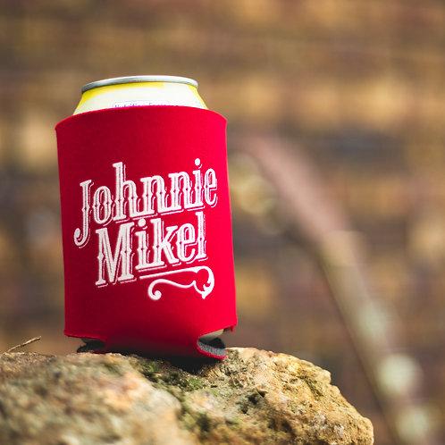 Vintage Johnnie Mikel Koozie