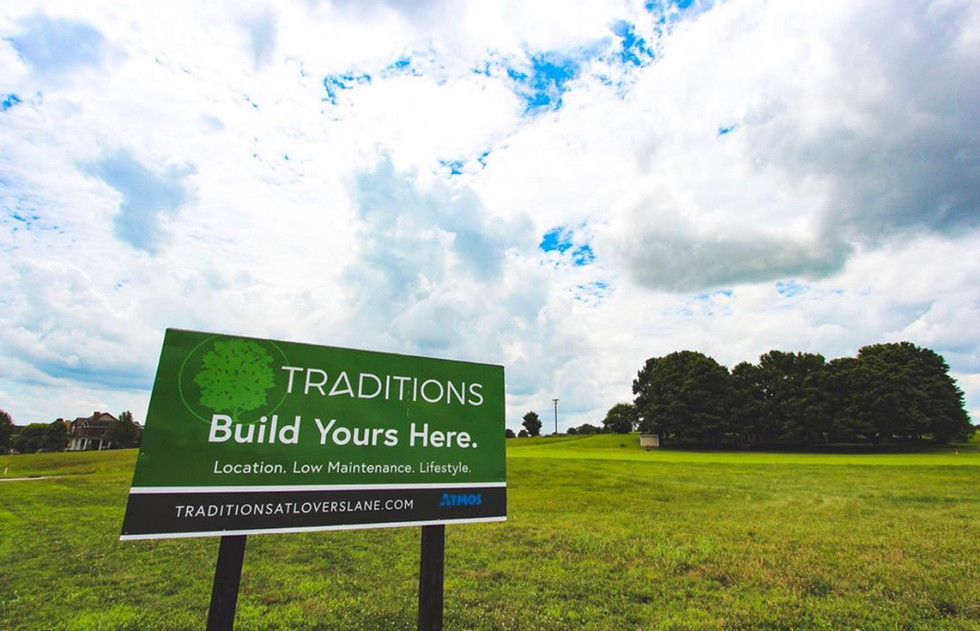 Traditions Signage