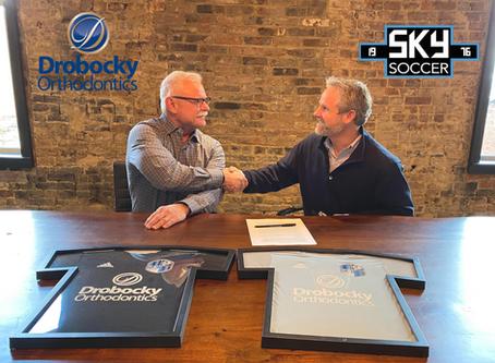 DROBOCKY ORTHODONTICS - SKY SOCCER Enhanced Partnership