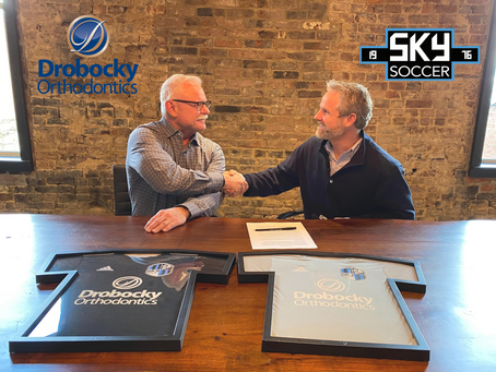 DROBOCKY ORTHODONTICS - SKY SOCCER Enhanced Partnership