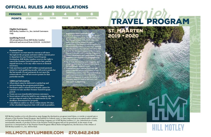 HM Travel Club