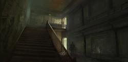 Adams_building_staircase_rainart