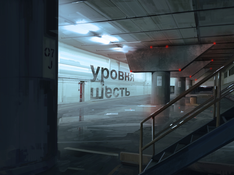 003_Int_Kremlin Underground Bunker_Corridors_01