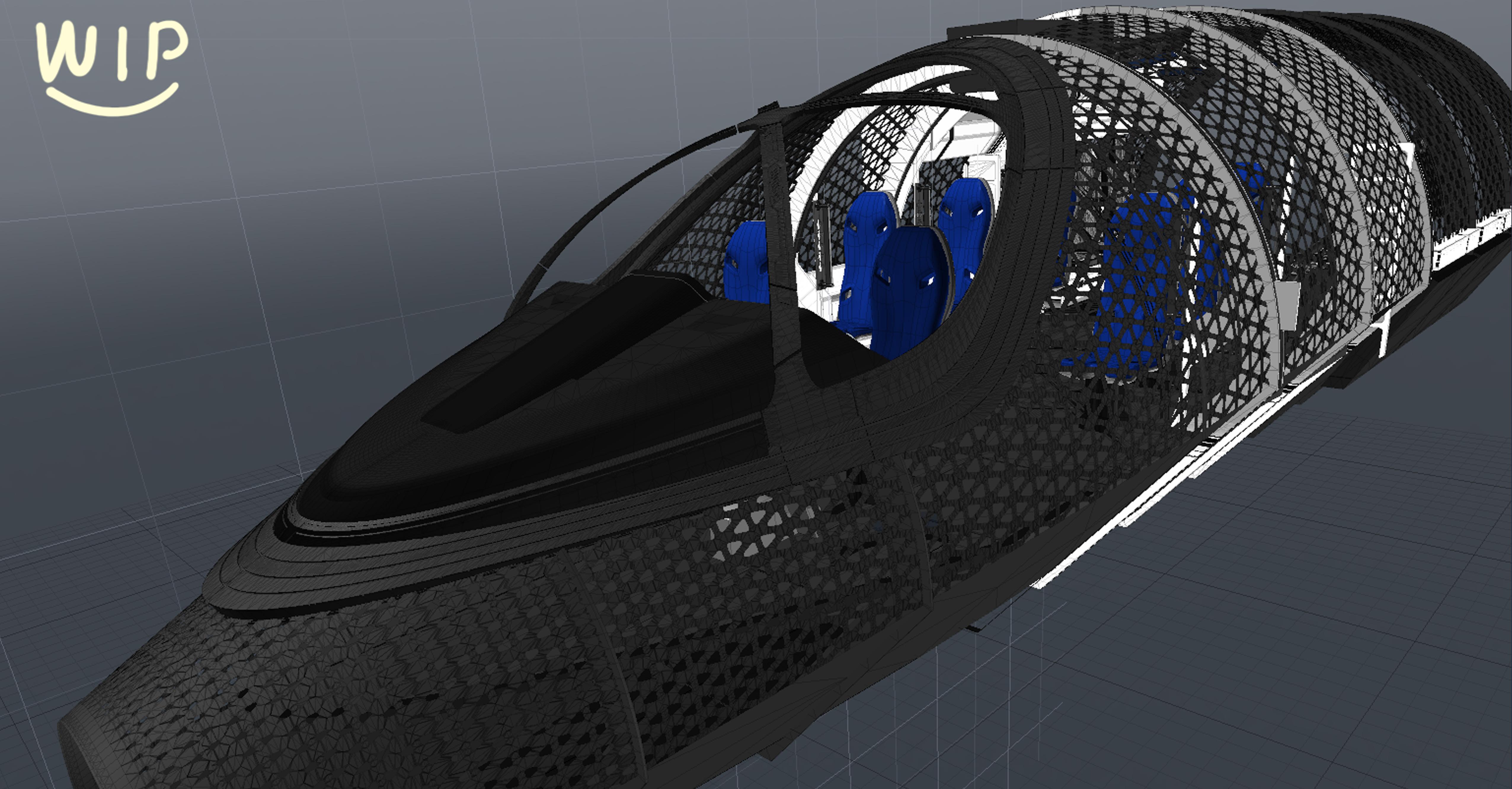 X-jet Design