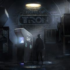 TRON Legacy (Movie) Disney (c)