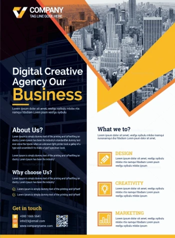 Onepager Business