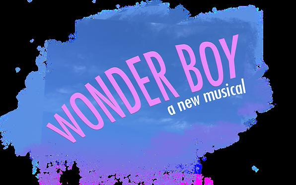 Wonder Boy logo