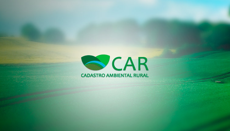Prazo de adesão ao CAR se encerra em 31 de dezembro