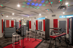 THE MUSICAL BOX: RECORDING ROOM