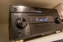 Pioneer BDP-160-K Blu-ray player