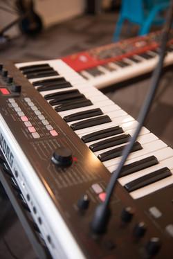 Korg R3 Synthesizer/Vocorder