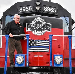 Carl Yount, Port Harbor Railroad