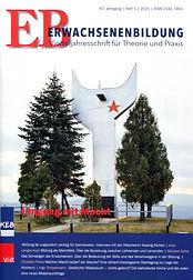 Titelseite Zeitschrift Erwachsenenbildun