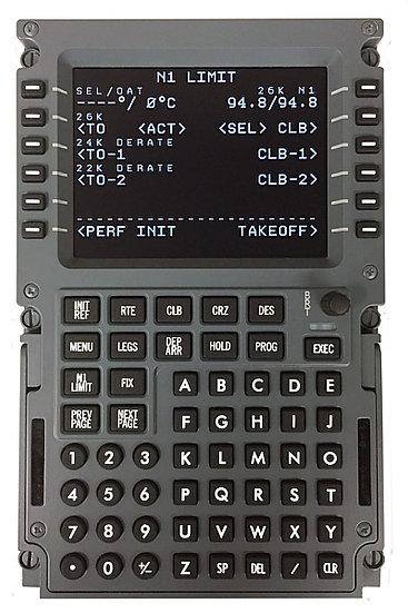B737 FMC