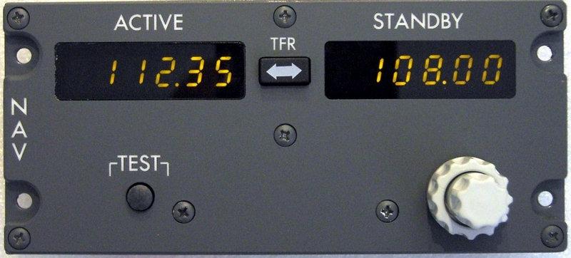 B737 NAV Panel