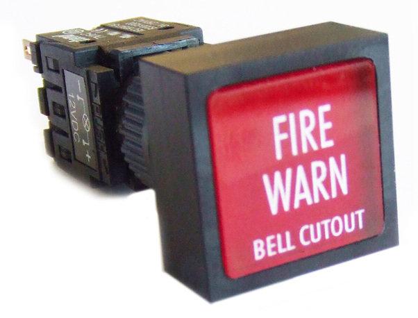 B737 Warning System Annunciator