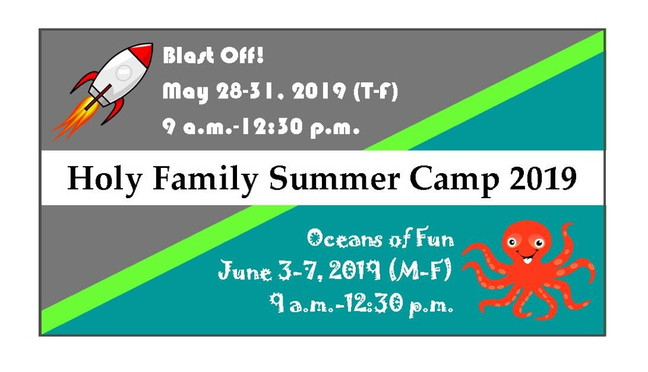 Preschool Summer Camp!