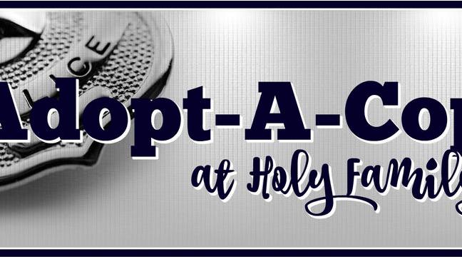 Adopt-A-Cop updates!