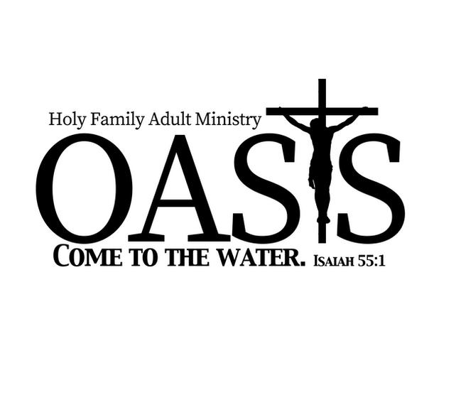 Oasis - Fall 2019 Adult Faith Formation Series