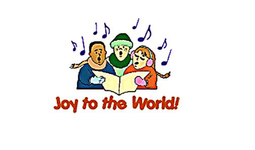 Sing-Along Invitation at Holy Family!