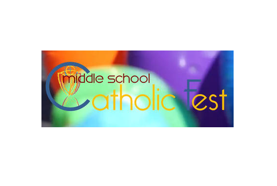 Middle School Catholic Fest - 1 Day Event