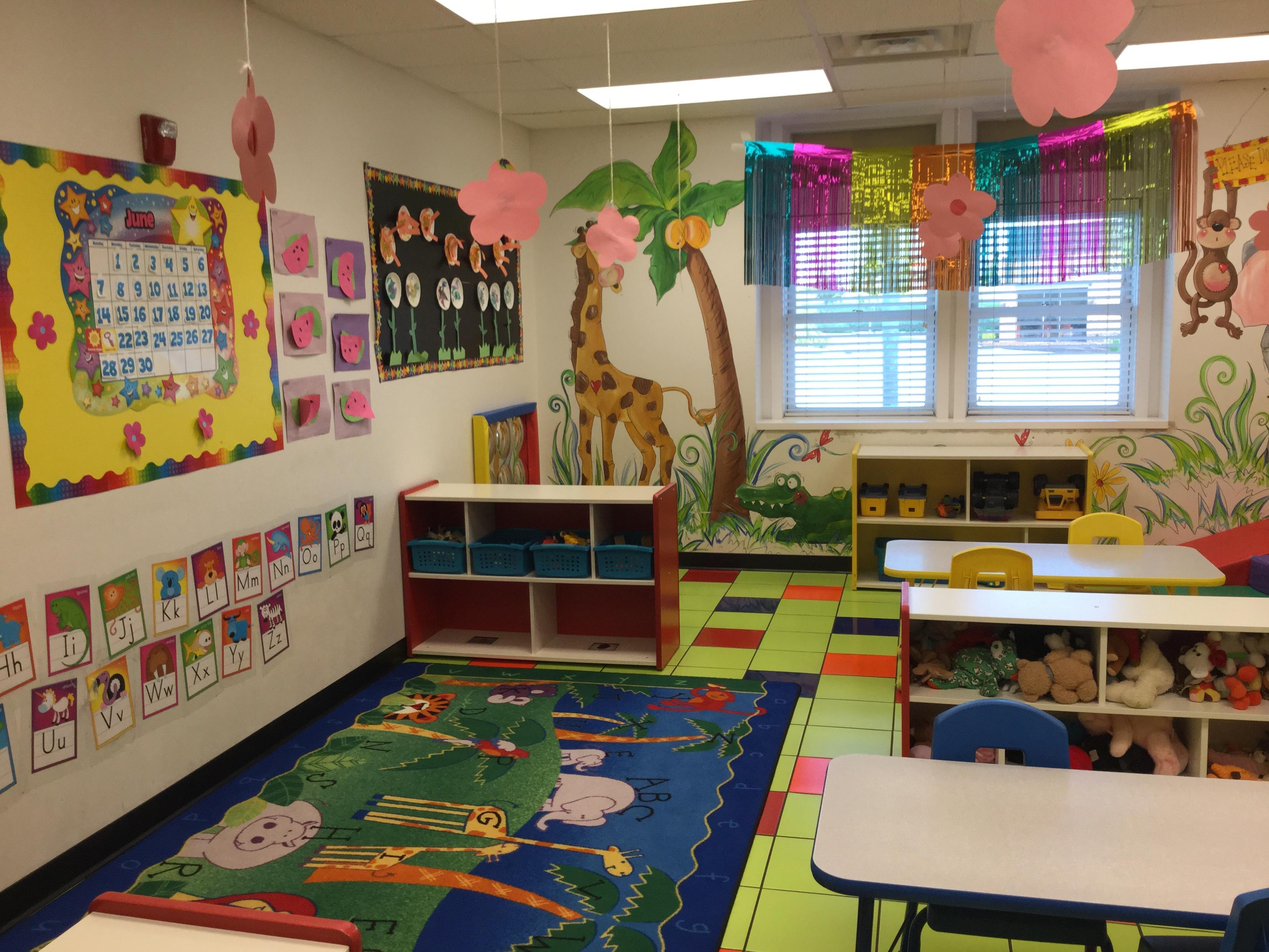 Toddler II Classroom