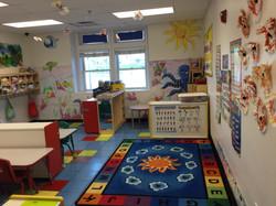 Preschool I Classroom