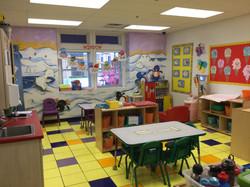 Preschool III Classroom