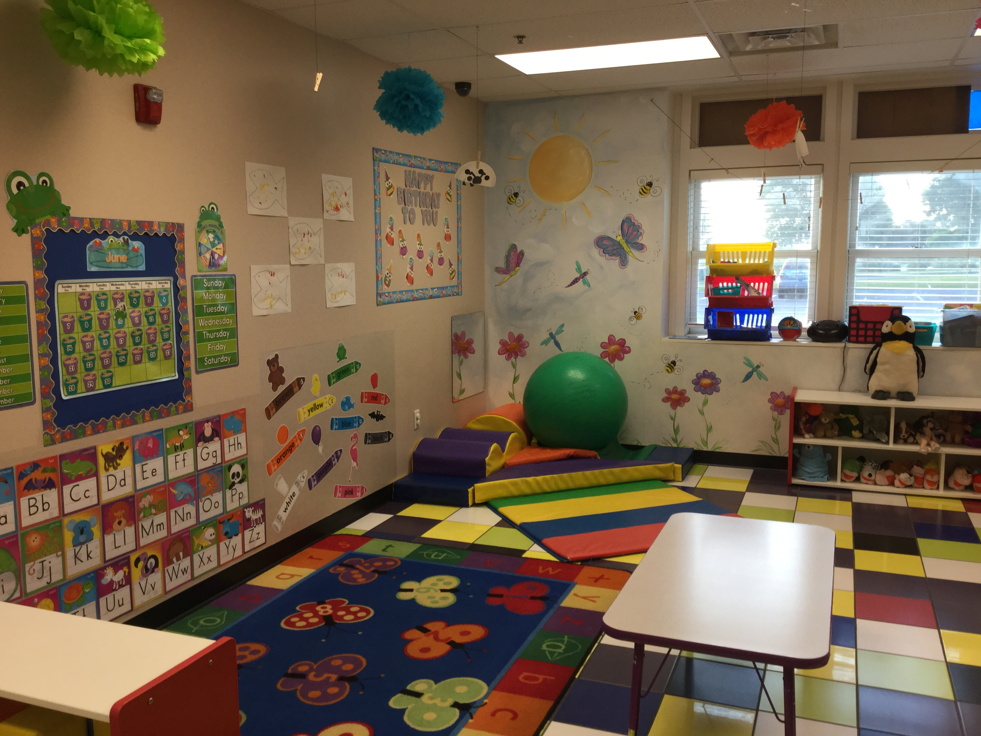 Toddler I Classroom