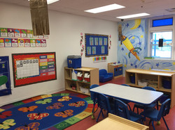 Preschool II Classroom