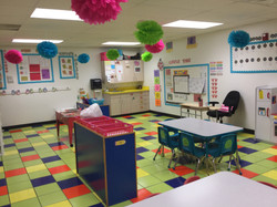 Pre-K I Classroom