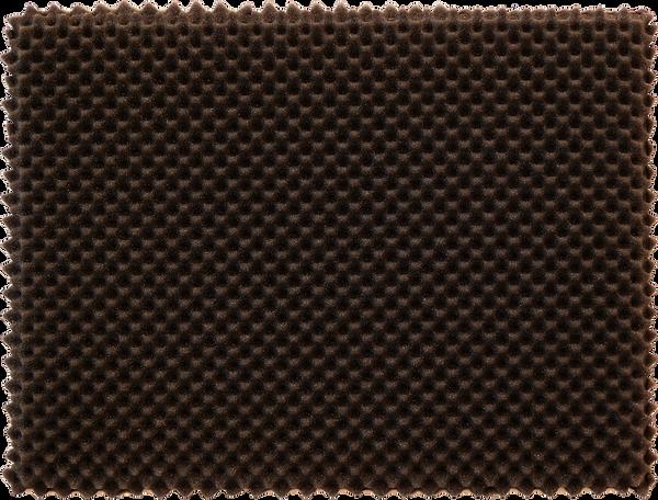 6_landscape 2, sound insulation material on stretcher (ca. 50 x 70 cm) 2020
