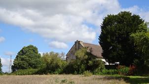 Llanrothal, exterior rear