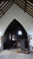 Llanrothal, interior, from the chancel.J
