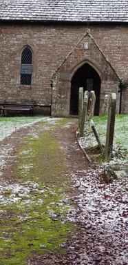 Welsh Newton, entrance.jpg