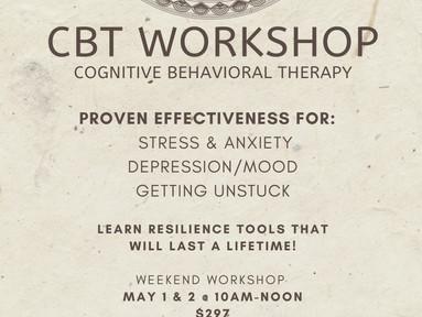 CBT Virtual Workshop