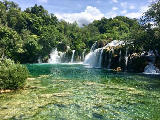 The Life Aquatic on the Adriatic