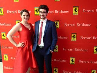 Ferrari GTC Lusso Launch