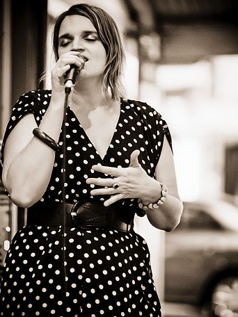 Brisbane Jazz Singer